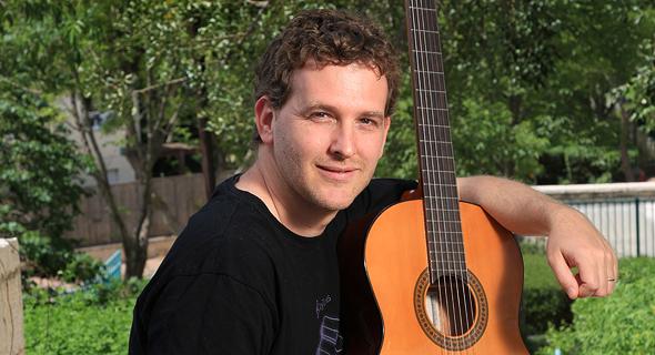 JoyTunes Co-Founder and CEO Yuval Kaminka. Photo: Courtesy