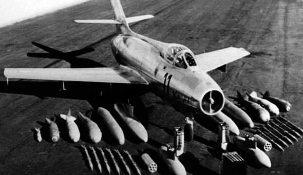 מטוס מיסטר וחימושו, צילום: teambhp