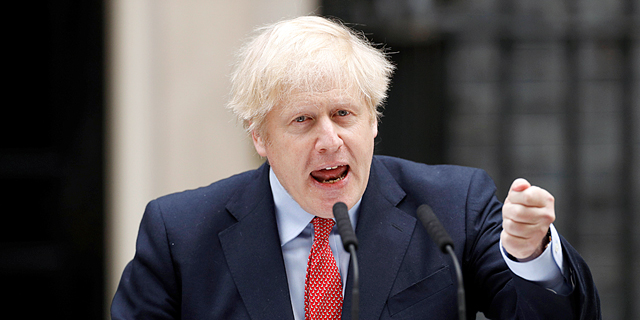 הכלכלה הבריטית התכווצה פי 20 לעומת משבר 2008