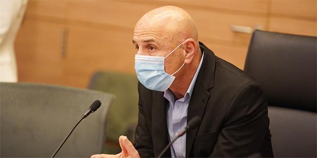 """עופר שלח, יו""""ר הוועדה, צילום: דוברות הכנסת, שמוליק גרוסמן"""