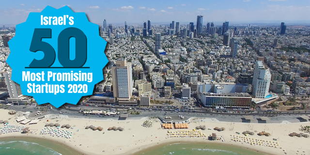 50 Most Promising Israeli Startups 2020 - Covid-19 Edition