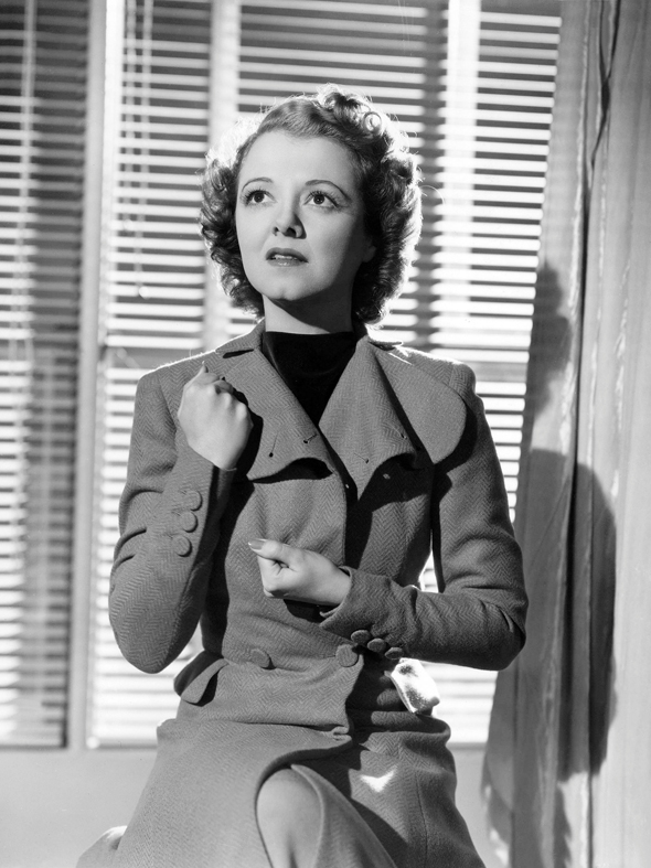 """""""כוכב נולד"""". תסריט של דורותי פרקר , צילום: Selznick International Pictures"""
