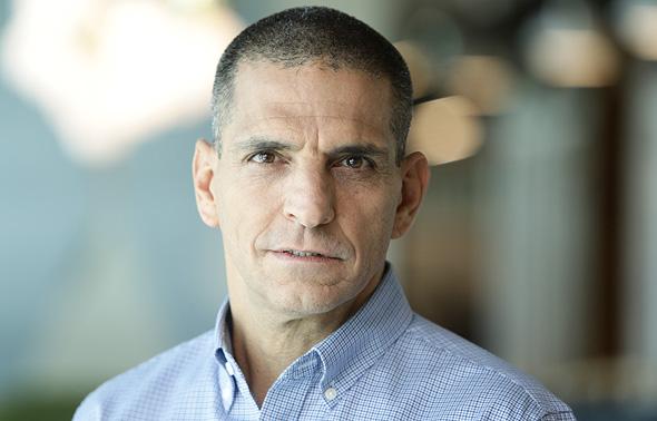 Raz Rafaeli, CEO and co-founder of Secret Double Octopus. Photo: Eldad Rafaeli