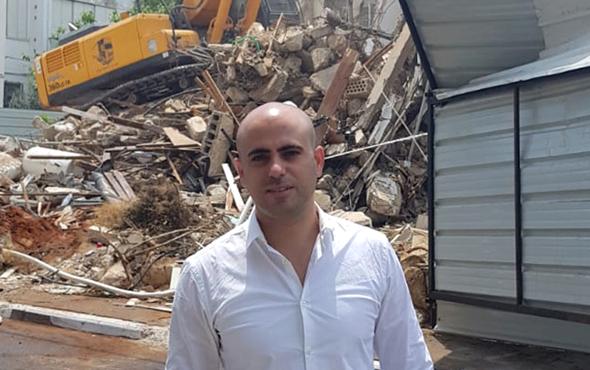 """מנכ""""ל רינובו, אליאב אסייג"""