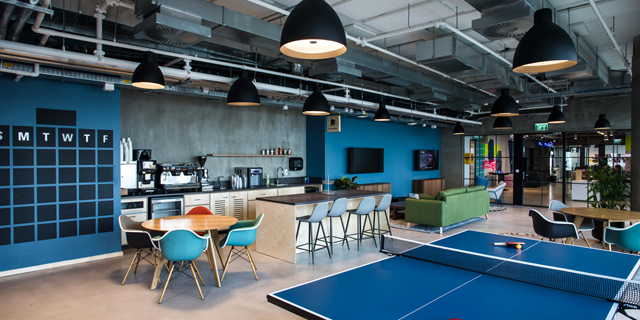 Who raised $110 million and why does Facebook need more office space in Tel Aviv?