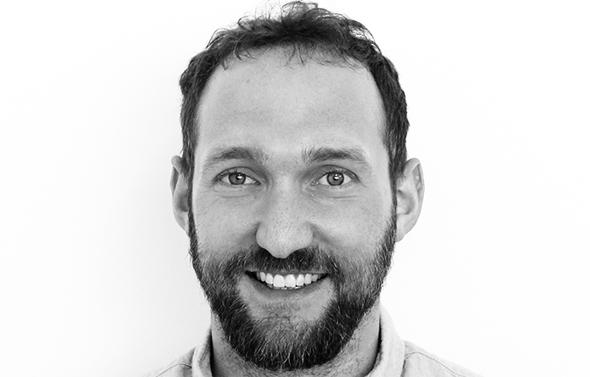 Ethan Chernofsky, VP of Marketing at Placer.ai. Photo: Yonatan David
