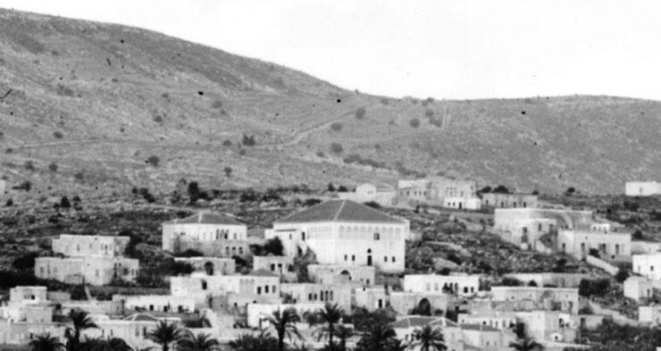 1870, חיפה מתחילה לצאת מהחומות, צילום: אתר זוכרות
