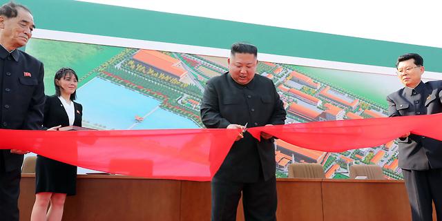 צפון קוריאה: קים הופיע בציבור אחרי 20 יום