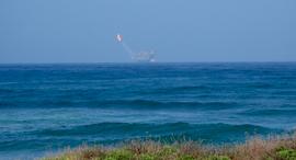 אסדת לווייתן תקלה, צילום: נובל אנרג'י