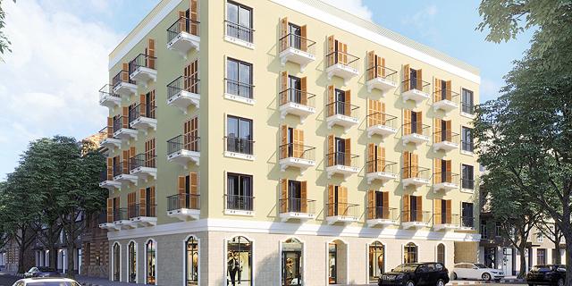 למרות המשבר העולמי בתיירות: מלון בוטיק יוקם בשדרות ירושלים ביפו