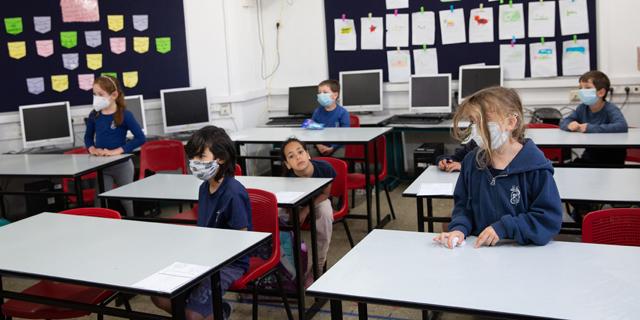 """משרד החינוך מציע: כיתות היסודי ילמדו בבתיה""""ס בקפסולות, בעלות 7.5 מיליארד שקל"""