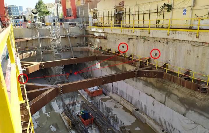 המערכת החדשה הוטמעה בפרויקט הרכבת הקלה בתל אביב