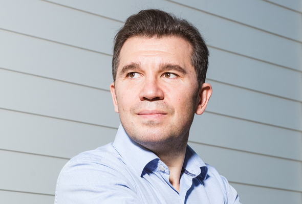 Victor Orlovski. Photo: Boris Zarkov