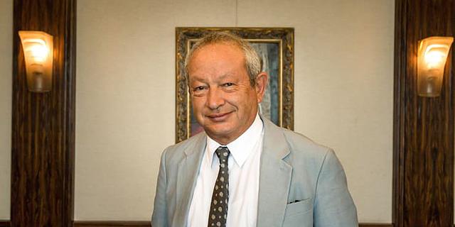 הפוך באפט, הפוך: המיליארדר המצרי שרוצה לקנות חברות תעופה