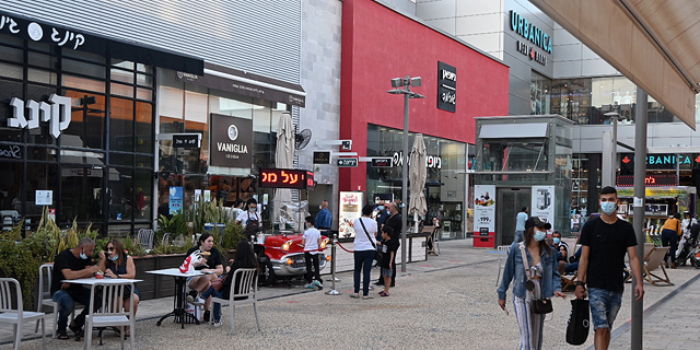 פדיונות מאי: מרכזי הקניות הפתוחים עלו ב-20%; הקניונים ב-7%