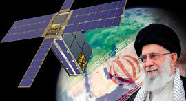 איראן לוויין חלל  1, צילום: khamenei.ir