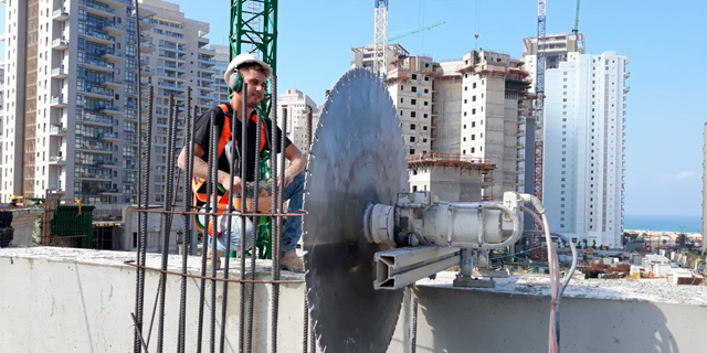 קבלני ישראל החליטו: יש רק חברת ניסור וקידוח בטון אחת שהכי משתלם לעבוד איתה