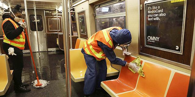 הרכבת התחתית של ניו יורק הושבתה לראשונה מאז 1904