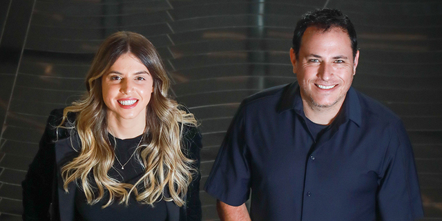 Tel Aviv Capital managing partner Ron Sade (right) and partner Keren Maimon. Photo: Shlomi Yosef