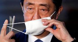 שינזו אבה, ראש ממשלת יפן