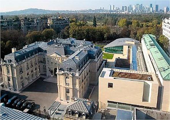 מטה ה-OECD, צילום: OECD