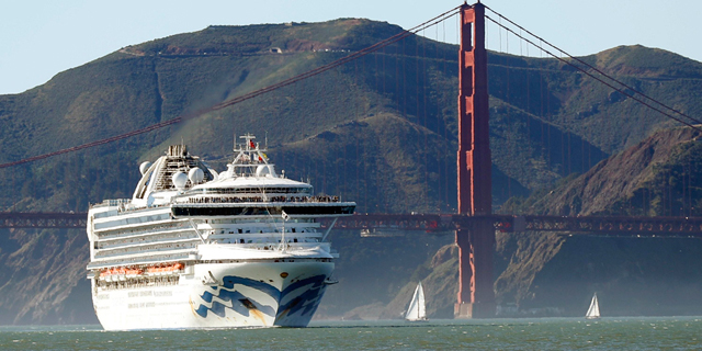 אניית קרניבל , צילום: איי פי