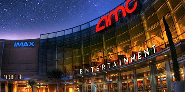 """רשת בתי קולנוע AMC ארה""""ב , צילום: AMC Theatres"""
