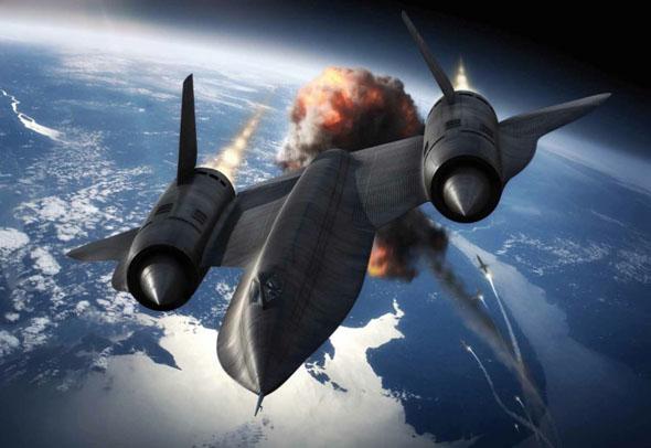 נפגע ואפילו לא שם לב, צילום: fighterjetsworld (osprey