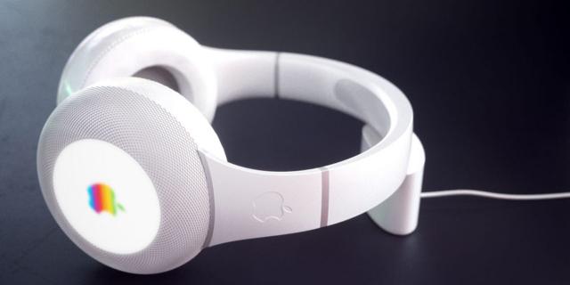 קונספט: אוזניות ה-On Ear החדשות של אפל, צילום: PhoneMantara