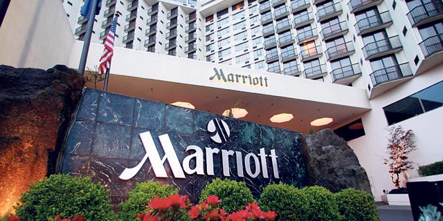 """מלון של מריוט באורגון ארה""""ב, צילום: איי פי"""