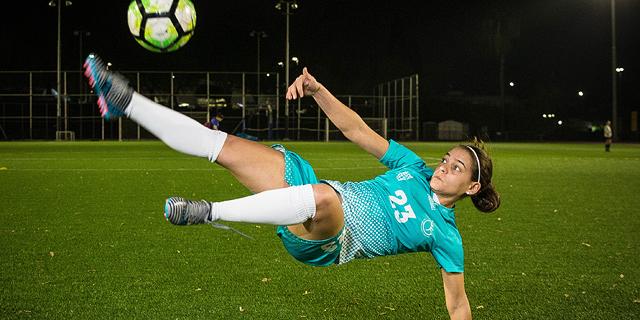 """הכדורגלניות דורשות להקים """"מנהלת ענפי כדור"""" לנשים"""