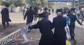 חרדים בירושלים, צילום: באדיבות ערוץ קברי צדיקים בטלגרם