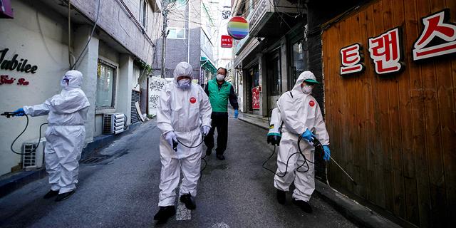 דרום קוריאה: 26 חולים נוספים אותרו במסגרת ההתפרצות במועדוני הלילה