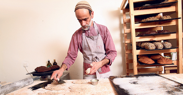 יפתח ברקת, צילום: אלעד גרשגורן