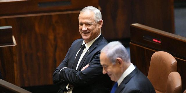 יצאו לדרך: שרי הממשלה ה-35 הושבעו בכנסת