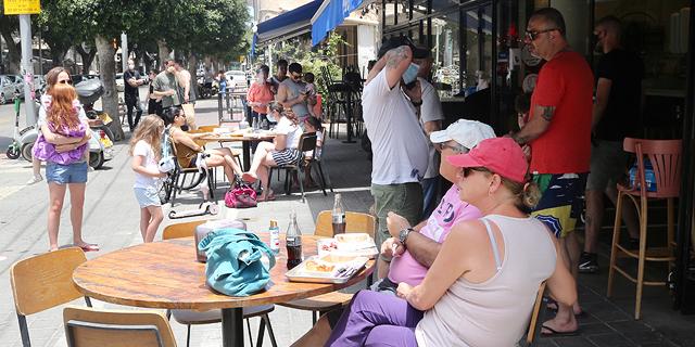 סוסו אנד סאנס בתל אביב, השבוע, צילום: יריב כץ