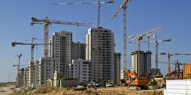 בנייה חדשה זירת הנדלן  , צילום: שאטרסטוק