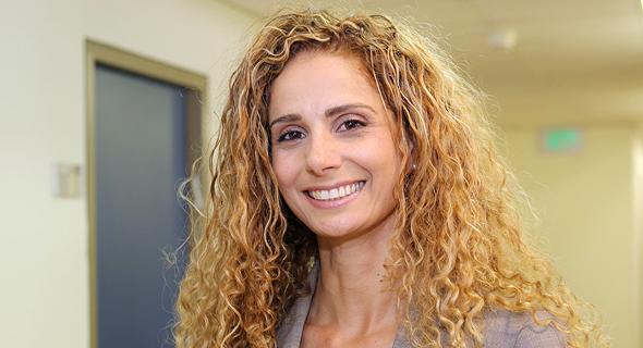 """המנכ""""לית החדשה של משרד התקשורת לירן אבישר בן-חורין, צילום: פרויקט מסע"""
