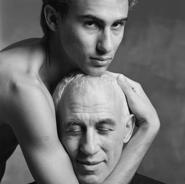 אסף ובני אמדורסקי, צילום: ורדי כהנא