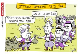 קריקטורה 19.5.20, איור: צח כהן