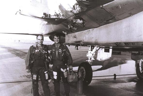 נדיבי, גל ומטוסם , צילום: אתר חיל האוויר