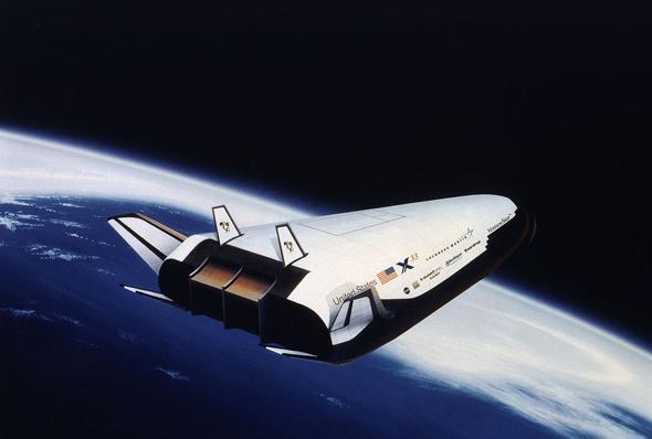 עיצוב מעבורת החלל ונצ