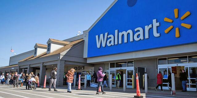 וולמארט היכתה את התחזיות; המריאה ב-74% במכירות אונליין