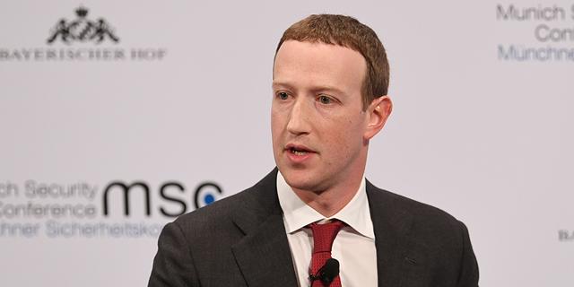 """מייסד ומנכ""""ל פייסבוק מארק צוקרברג. שירות חדש, צילום: רויטרס"""