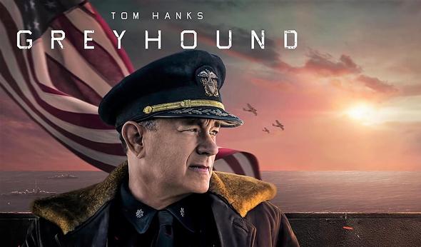 טום הנקס סרט גרייהאונד סוני אפל, צילום: Sony