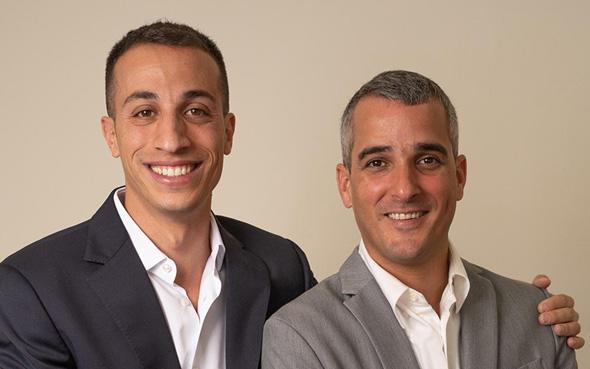 """עומר גבאי (מימין) ויונתן ישראל. יתד מקדמת למעלה מ-20 פרויקטים בפינוי-בינוי ובתמ""""א 38 ברחבי הבירה"""