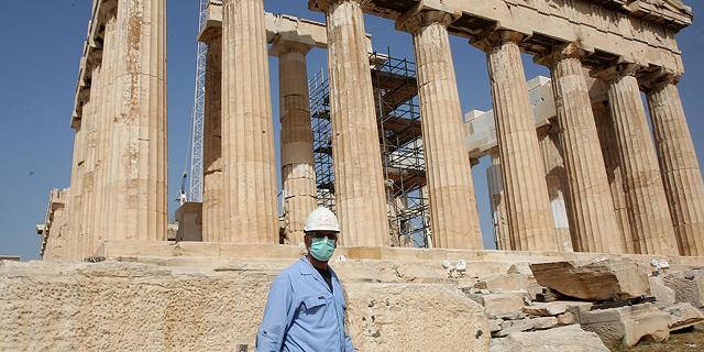 יוון אוסרת על התקהלויות במטרה למנוע ההפגנות לציון ההתקוממות נגד המשטר הצבאי