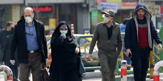 המאבק של איראן בישראל נחוש יותר מהמלחמה בקורונה
