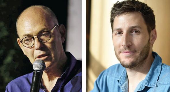 """מימין: מנכ""""ל קסטרו רון רוטר והיו""""ר גבי רוטר. מדווחים על איתנות פיננסית, צילומים: יונתן בלום, עמית שעל"""