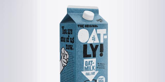 שסטוביץ תתחרה בשטראוס: תייבא את תחליף החלב אוטלי